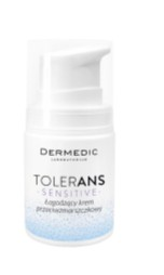 Tolerans Sensitive  – linia preparatów do pielęgnacji skóry nadwrażliwej i alergicznej