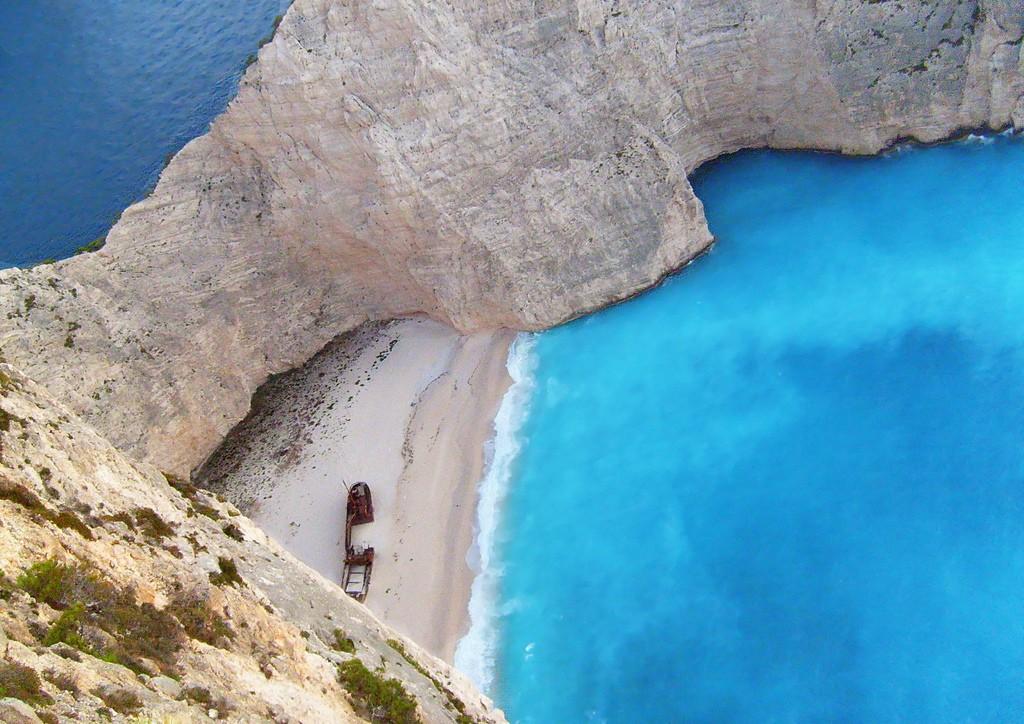 Wedwoje wromantycznej Grecji