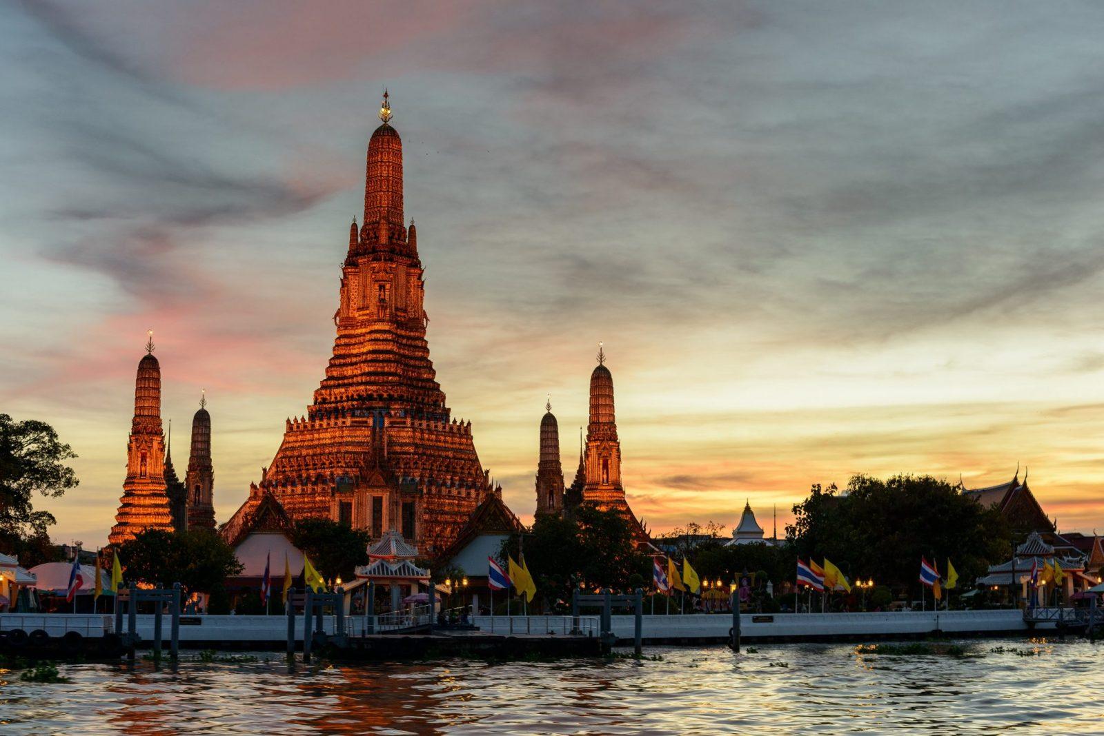 Bangkok – egzotyczna podróż życia