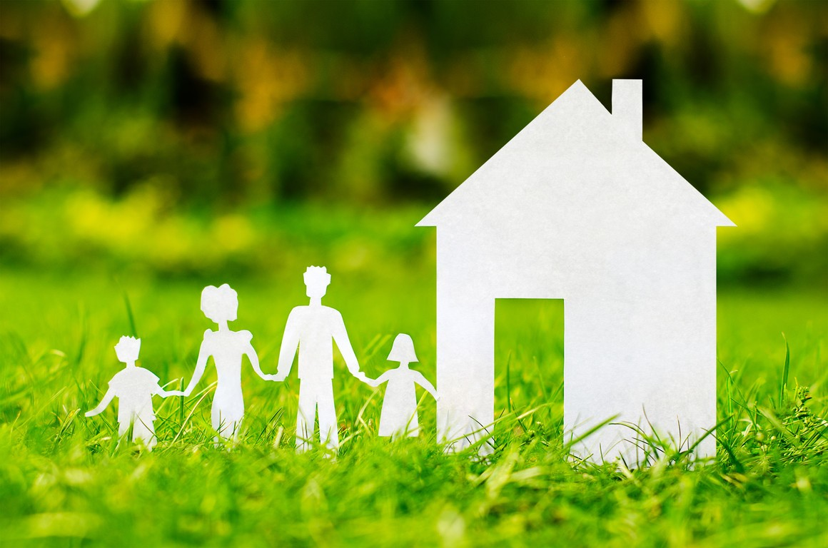 Jaki dom jest najlepszy dla rodziny zmałymi dziećmi?