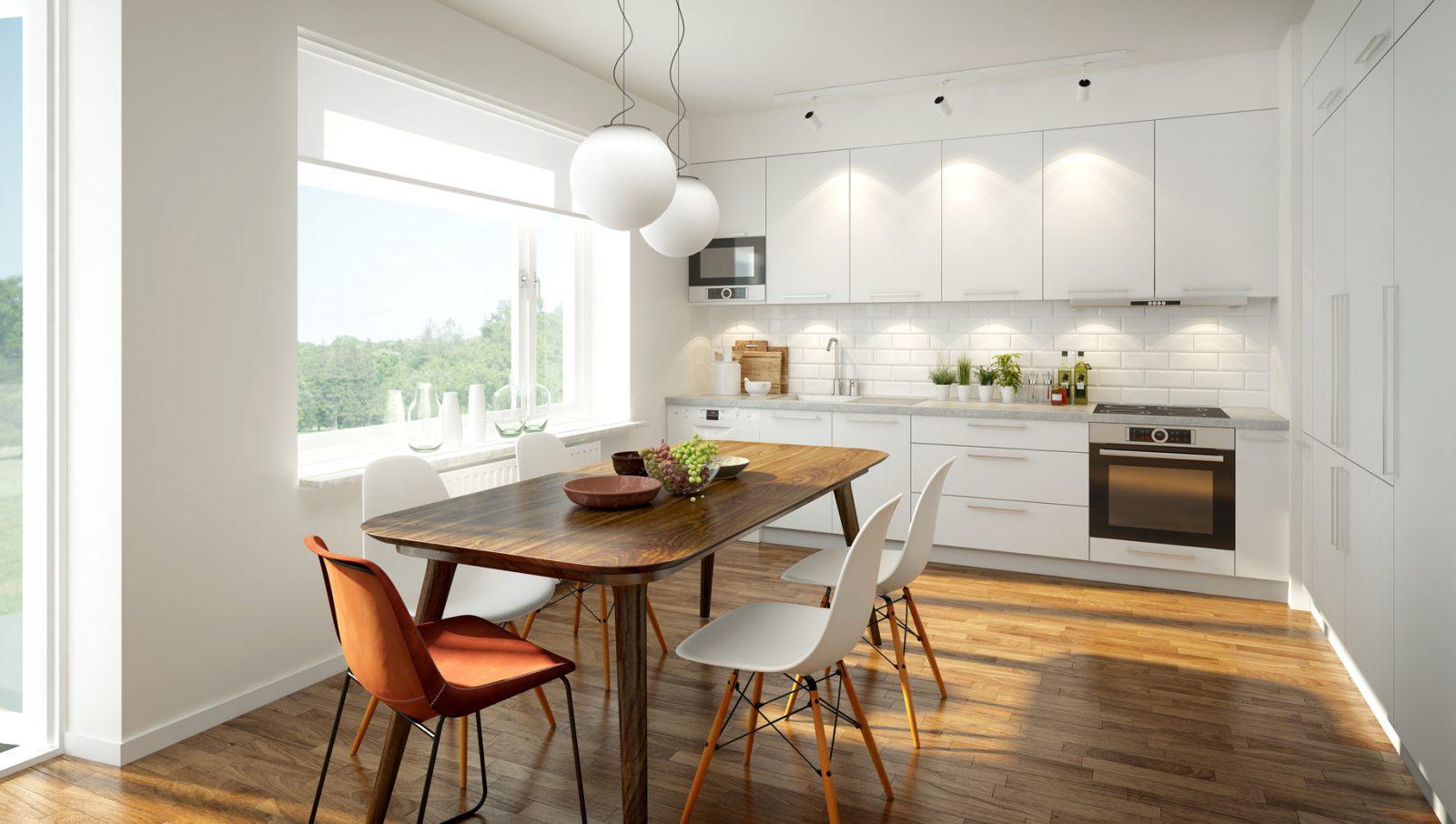 Centrum domu – jaki stół wybrać?