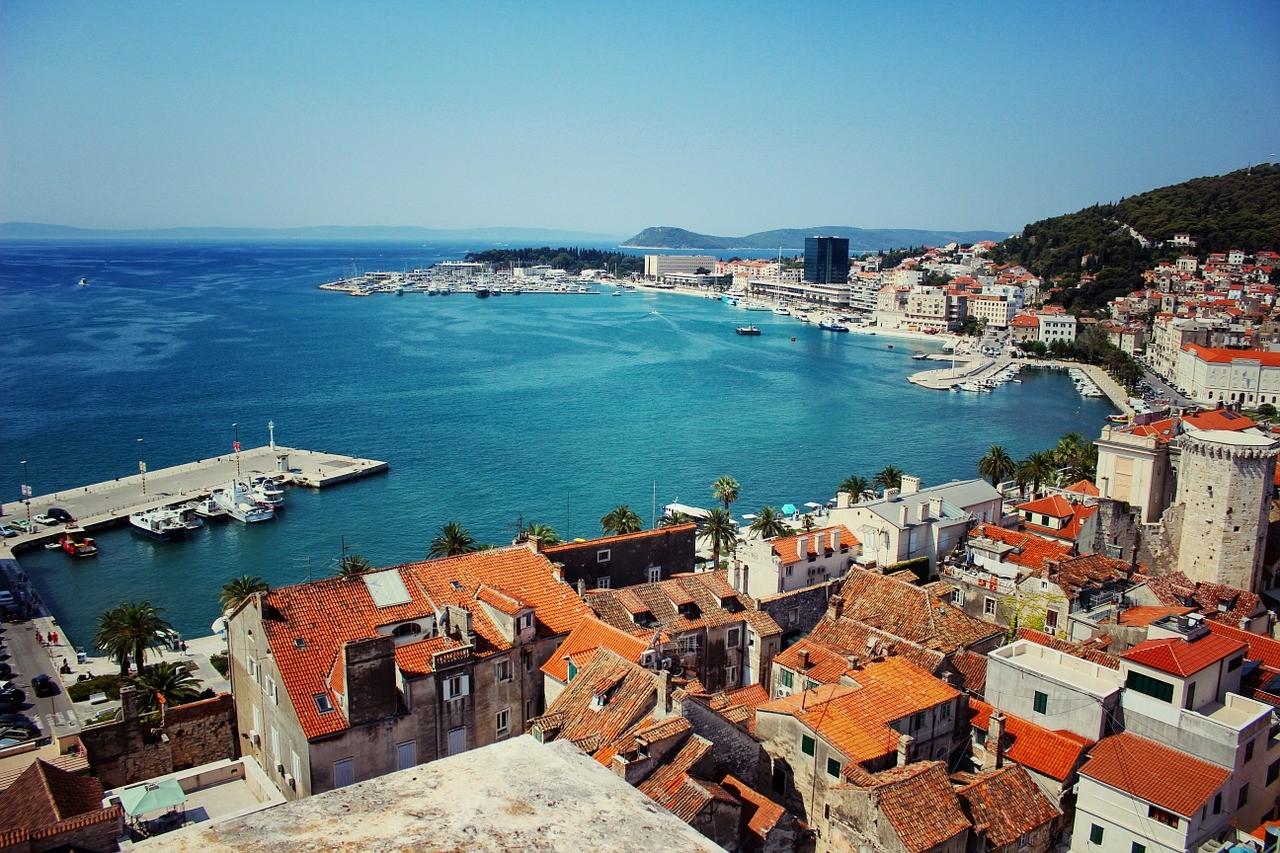 Split – kierunek wakacje!