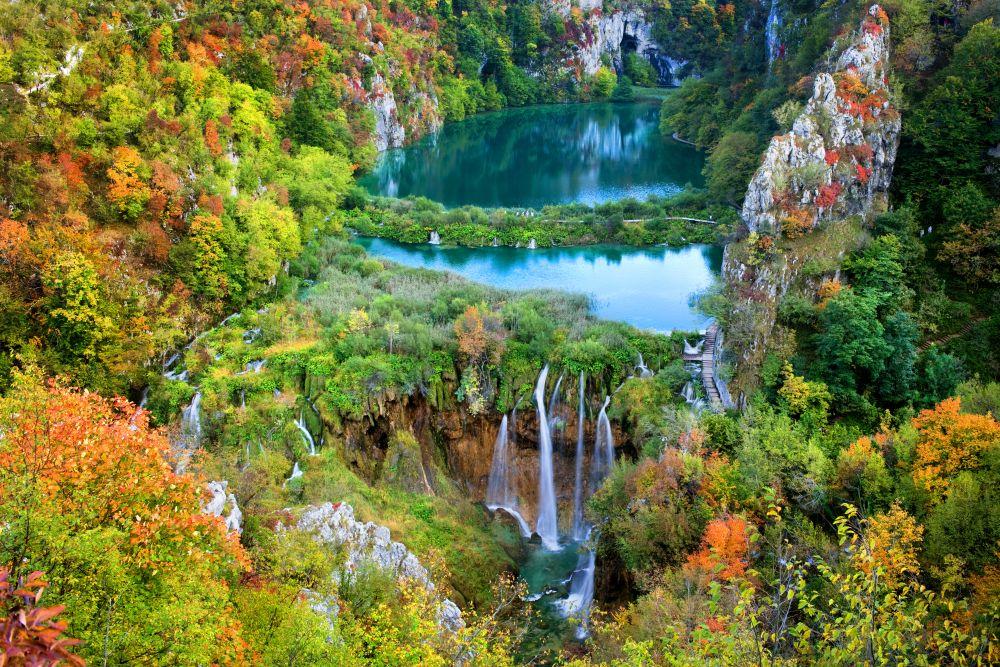 Najpiękniejsze parki narodowe Chorwacji