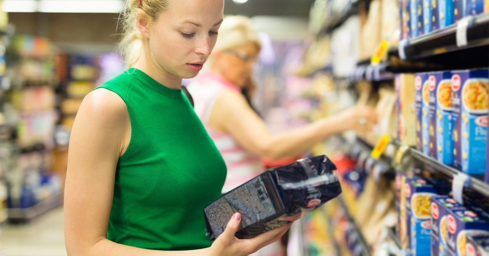 Informacja żywieniowa naetykietach produktów – jak zniej korzystać?