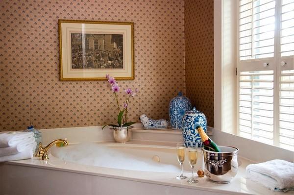 Jaka bateria wannowa dla nowocześnie urządzonej łazienki?