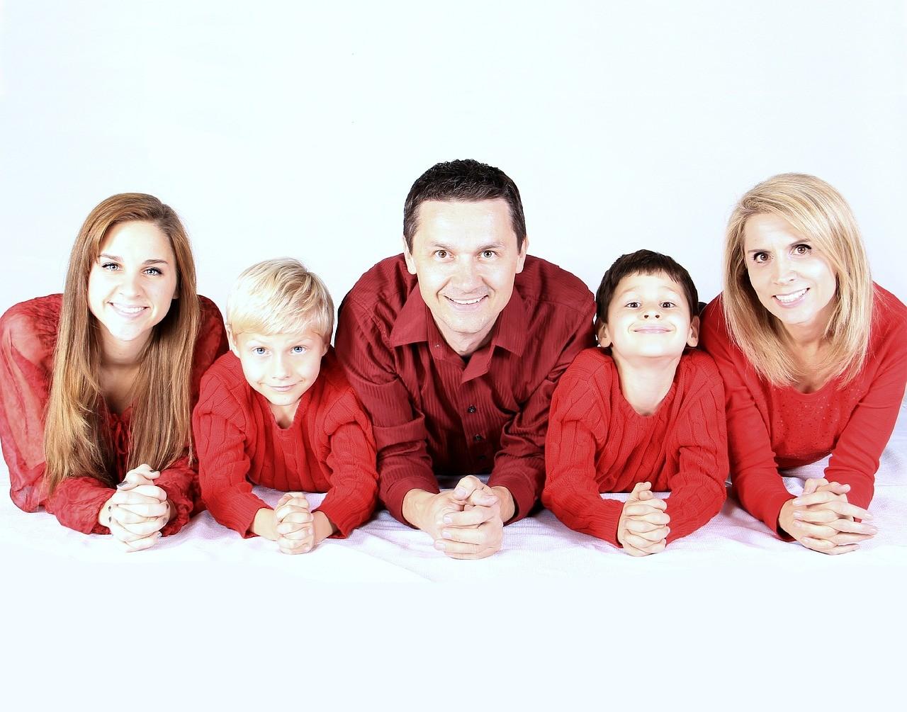 Jak zapanować nad wielodzietną rodziną?