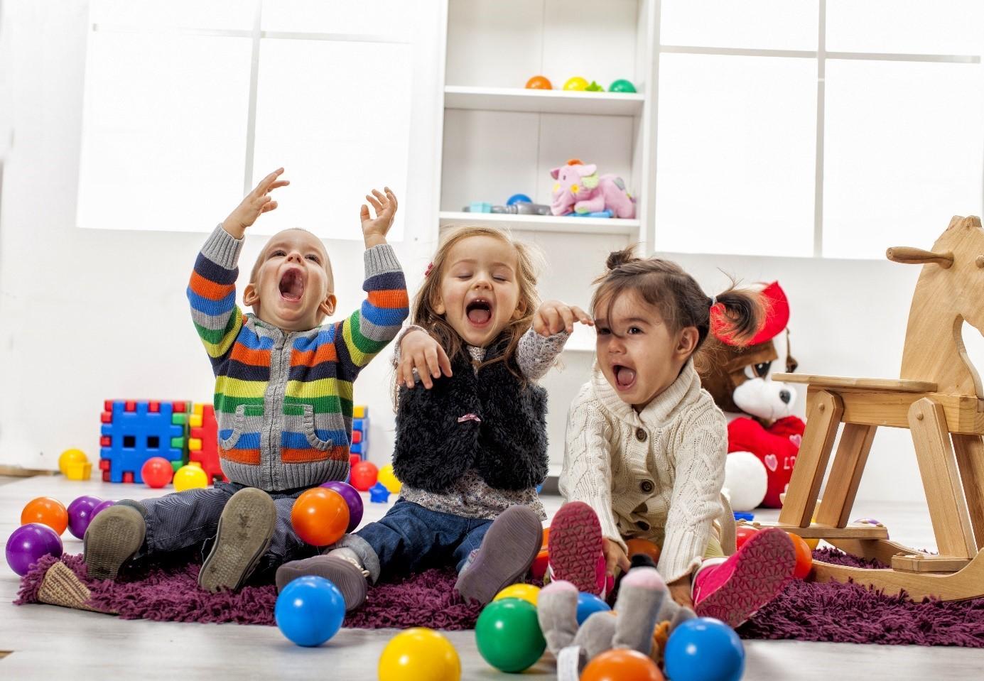 Klocki konstrukcyjne wżyciu dziecka. Dlaczego warto się nimi bawić?