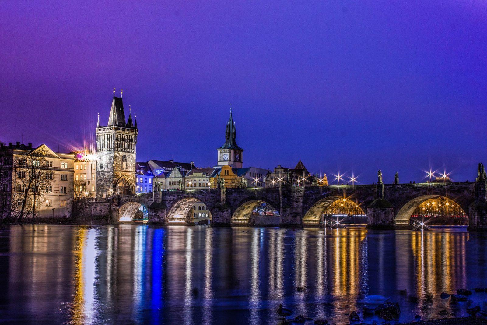 Zwiedzamy Pragę