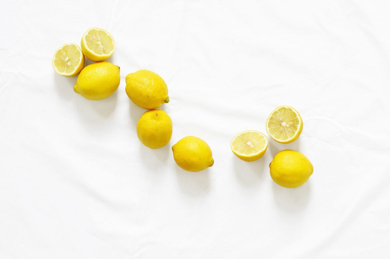 Cytryna – przyjaciółka każdej pani domu.