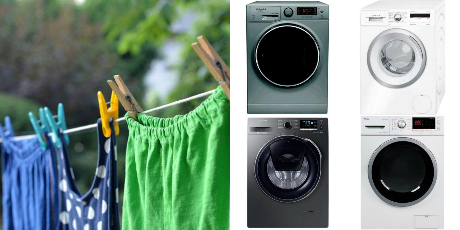 Jak wybrać pralkę? Klasa energeryczna, zużycie wody, poziom hałasu, na jakie parametry zwracać uwagę?