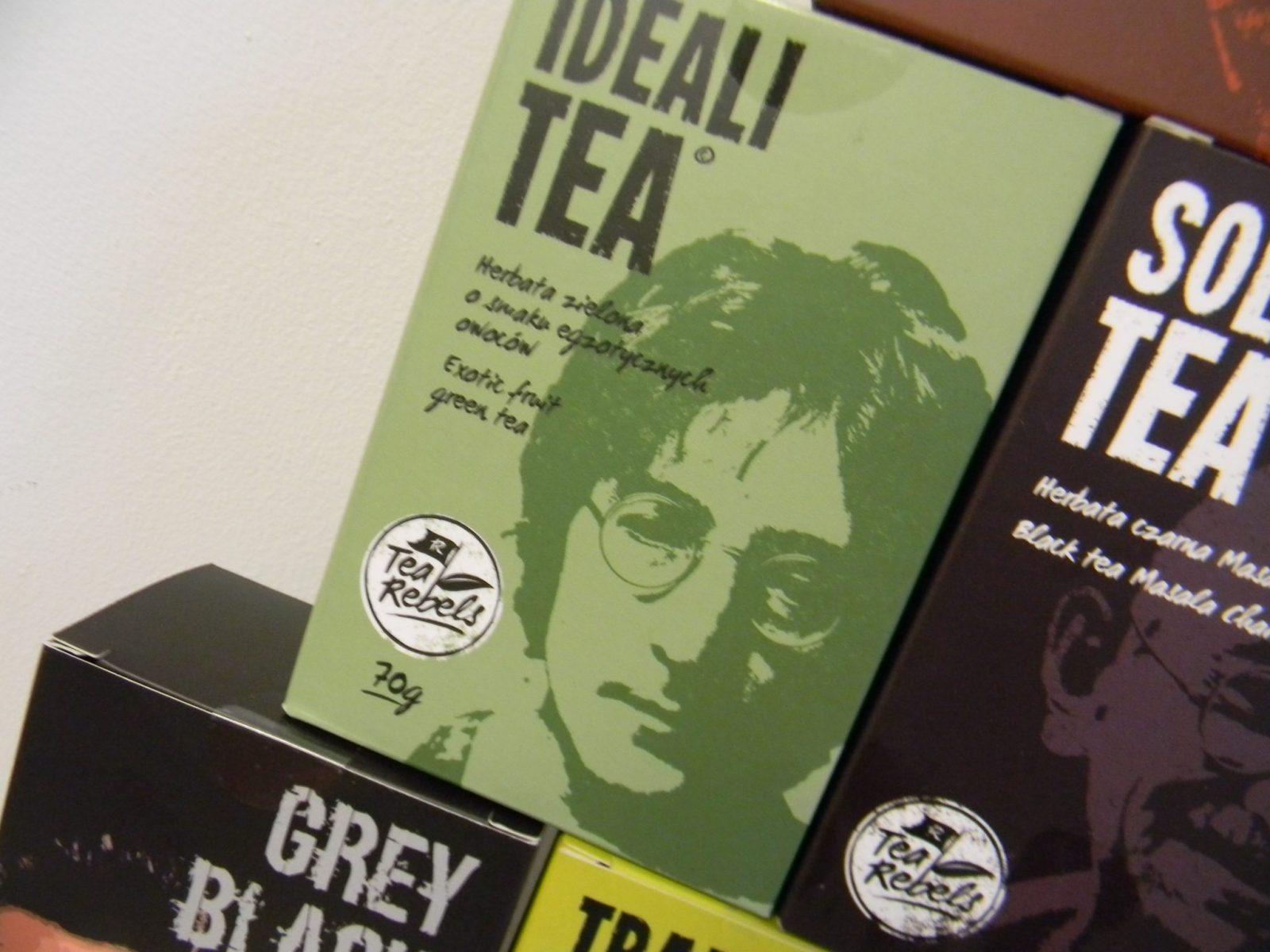 Recenzja wyjątkowych herbat i kaw firmy Rebels