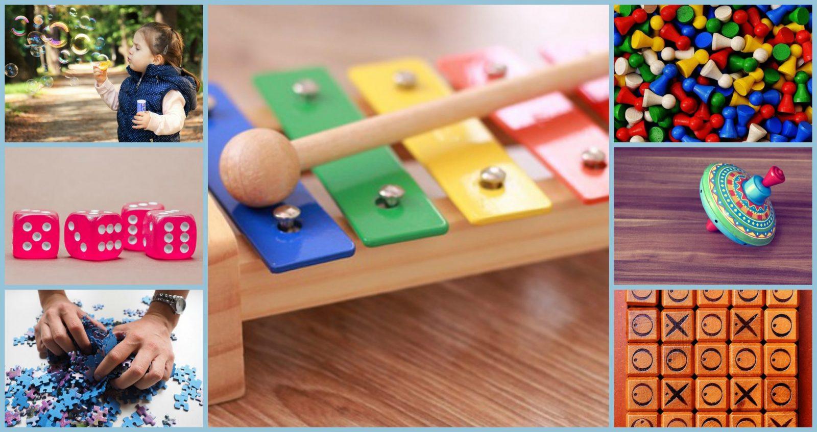 Zabawki edukacyjne – 10 najlepszych rozwijających zabawek