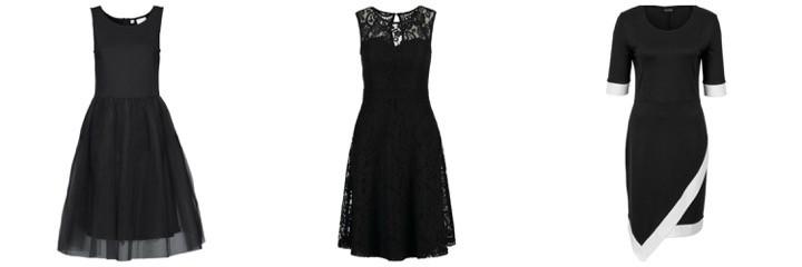 Mała czarna – jaki krój sukienki do jakiej sylwetki