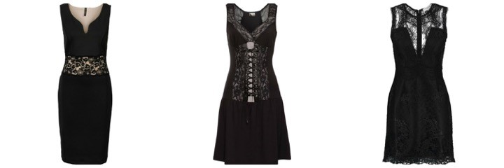 787ace17d9 Mała czarna – jaki krój sukienki do jakiej sylwetki