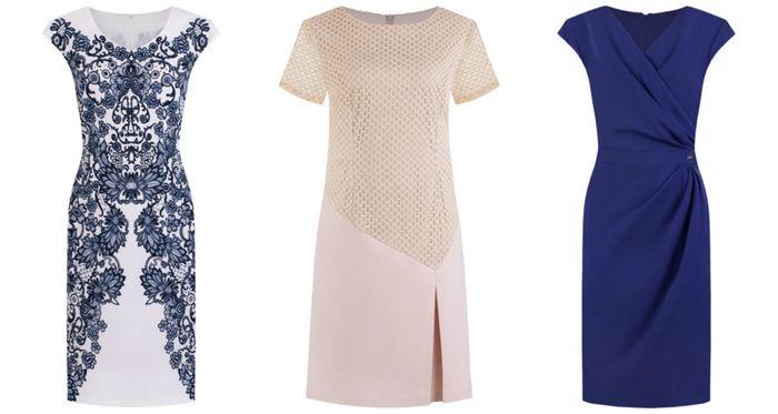 Sukienki dla puszystych – jakie fasony, kolory i wzory wyszczuplają?