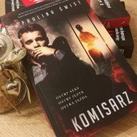 """Recenzja książki """"Komisarz"""" Pauliny Świst"""