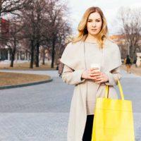 Płaszcze damskie –  wktórychkolorach najmodniejsze?