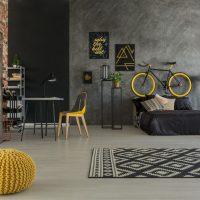 Urządź salon jak dekorator wnętrz – jak wybrać dodatki ilampy wstylu industrialnym?