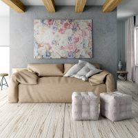 Obrazy kwiaty – sposób naudaną dekorację naszego mieszkania