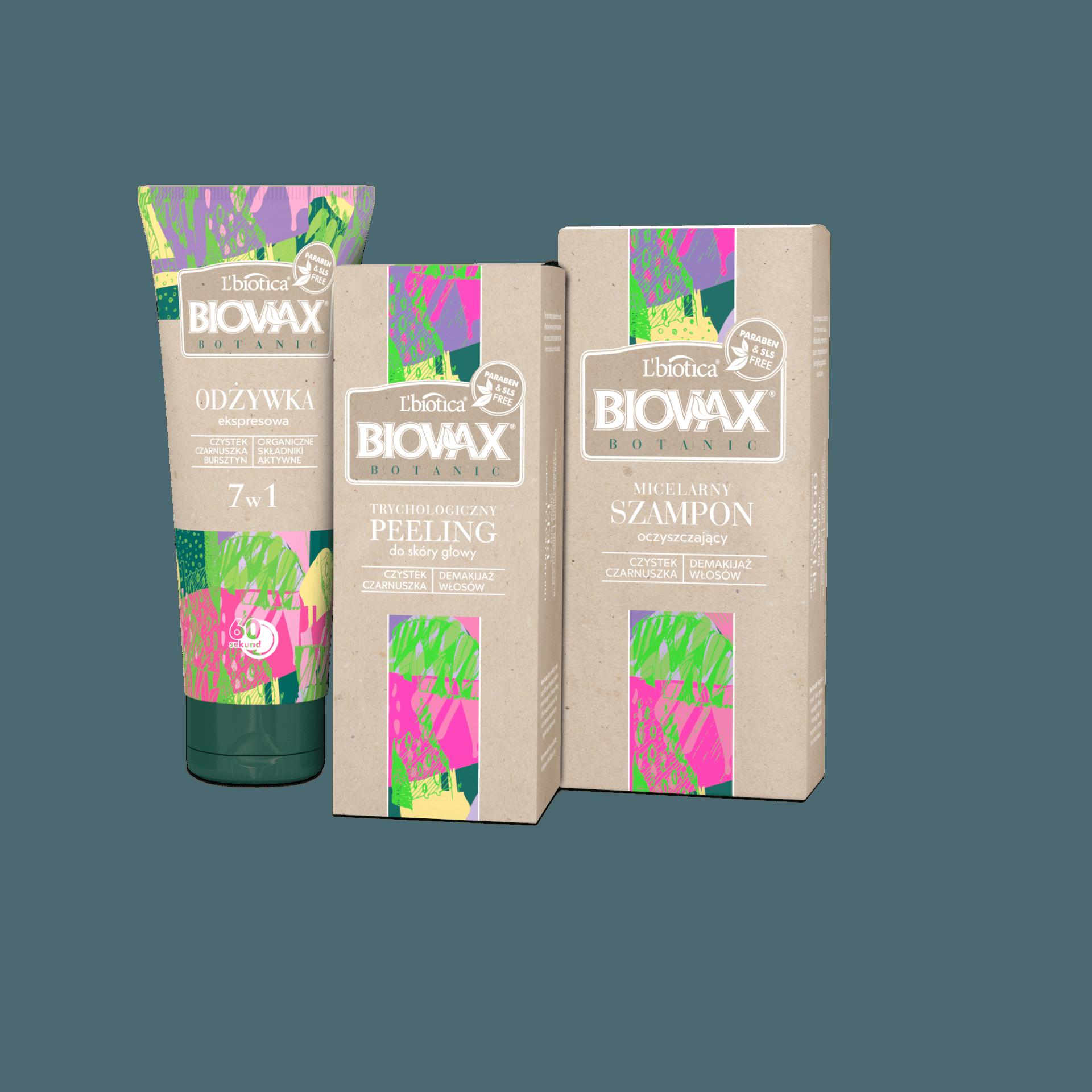zestaw Biovax Botanic
