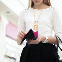 Klasyczna elegancja wśród damskich portfeli