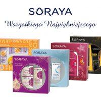 Podaruj piękno na święta, czyli zestawy prezentowe marki SORAYA
